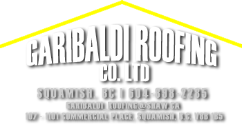 Squamish Roofers - Logo