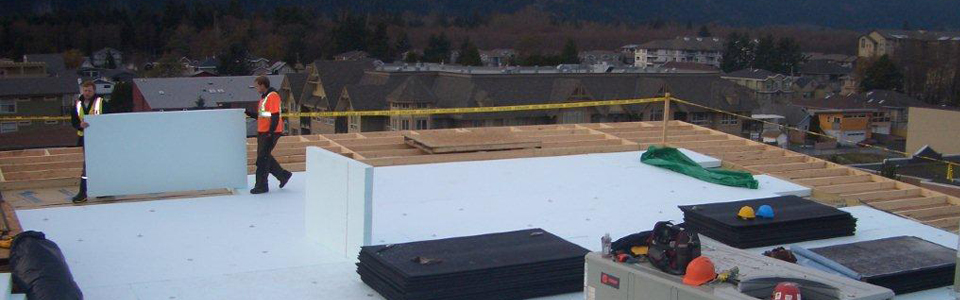 Squamish Roofers - Commercial 1