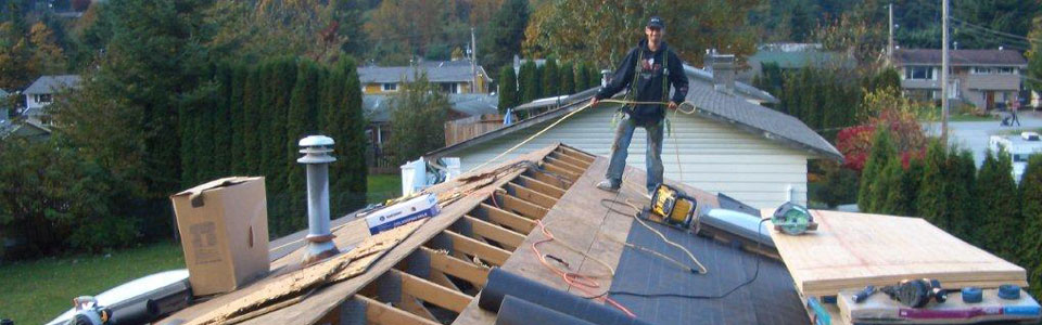 Squamish Roofers - Slide Residential 2